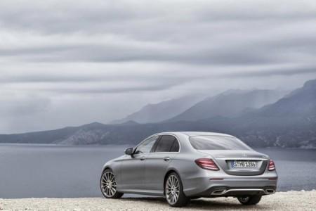 Mercedes E-Klass W213