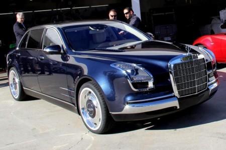 Mercedes Royale 600 от Galpin Auto Sports