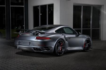 Porsche 911 Turbo от тюнинг-ателье TechArt