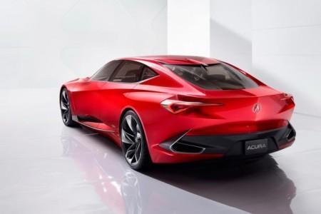 концепт Acura Precision