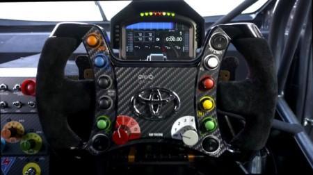 руль Toyota Prius GT300