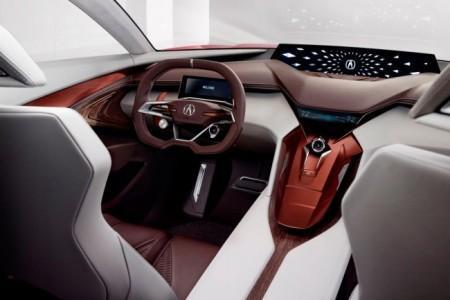 Acura Precision Concept - салон