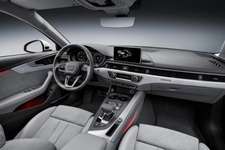 Audi A4 Allroad Quattro - салон B9