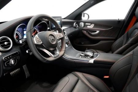 Brabus Mercedes C450 AMG - салог