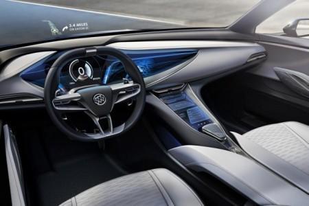 Buick Avista Concept - салон