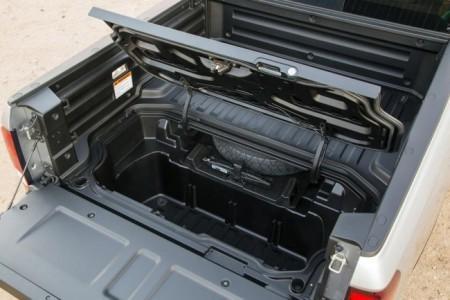 Honda Ridgeline 2 - платформа для погрузки