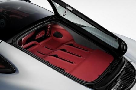 багажник McLaren 570GT