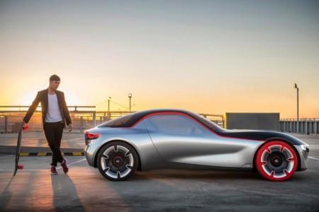 концепт-кар Opel GT