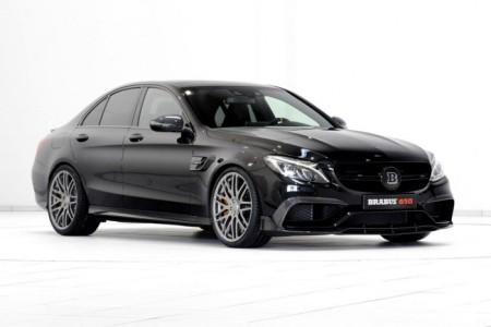 обвес Brabus для Mercedes-AMG C63 S