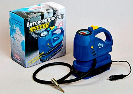 автомобильный компрессор Муссон