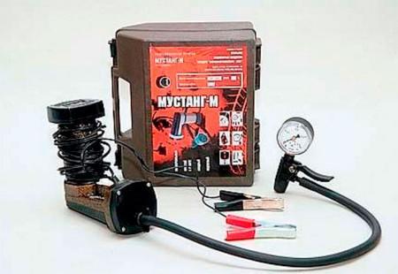 автомобильный компрессор Мустанг-М