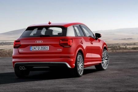 Audi Q2 S 2016