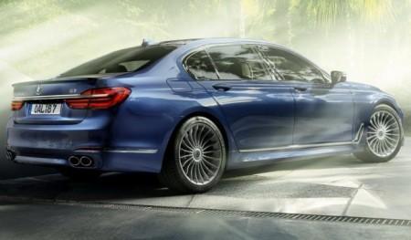 BMW Alpina B7 в новом кузове