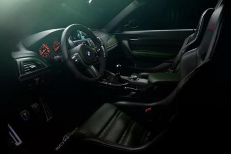 BMW M235i от AC Schnitzer - салон