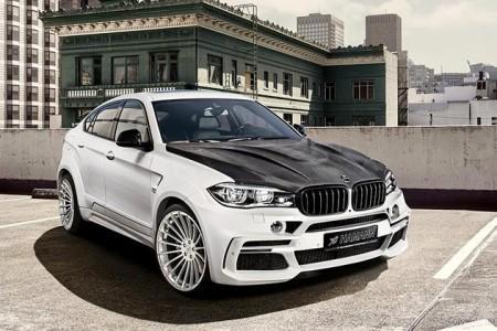 BMW X6 M50d от ателье Hamann