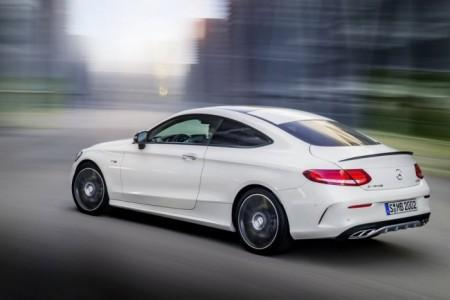 Mercedes-AMG C 43 Coupe 2016