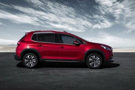 Peugeot 2008 рестайлинг 2017