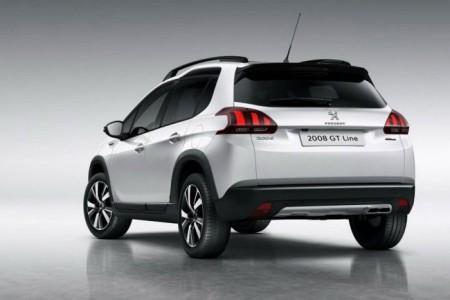 Peugeot 2008 2017 модельного года