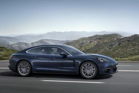 Porsche Panamera 2 в новом кузове