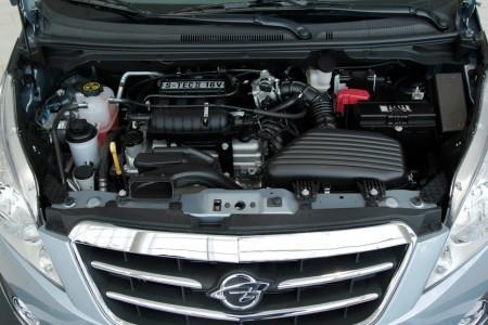 Ravon R2 - двигатель