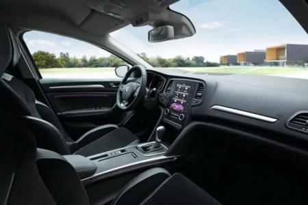 Renault Megane 4 Estate - салон