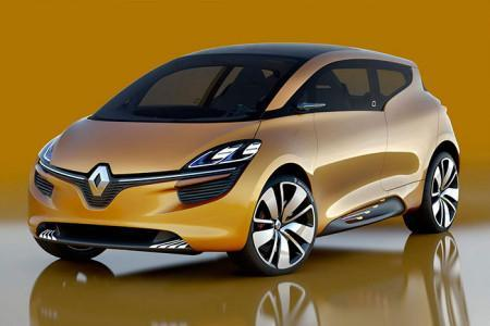 Renault Scenic IV поколения