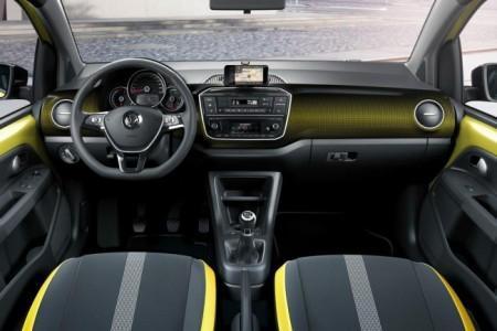 Volkswagen up рестайлинг 2017