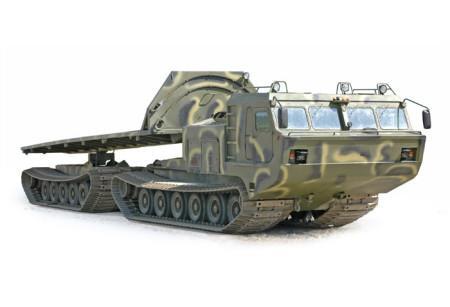 Витязь ДТ-30П-1 с кузовом-платформой