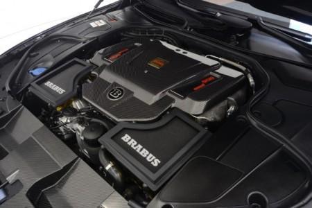 двигатель Brabus 900 Rocket Coupe