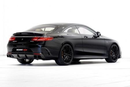 обвес Brabus 900 Rocket для Mercedes-AMG S65 Coupe