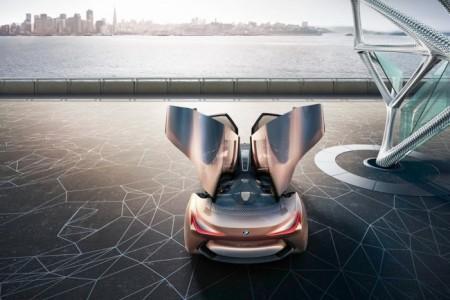 юбилейный концепт BMW Vision Next 100