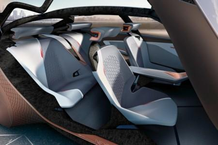 BMW Vision Next 100 - интерьер