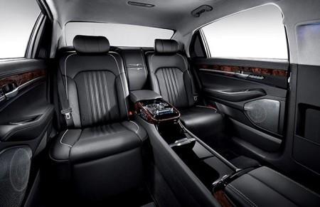 Genesis G90 Limousine - интерьер