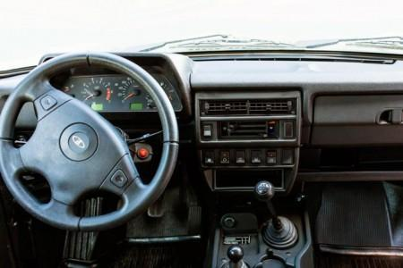 Lada 4x4 Urban 5D салон