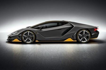 Lamborghini Centenario LP700-4