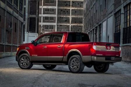 Nissan Titan в новом кузове