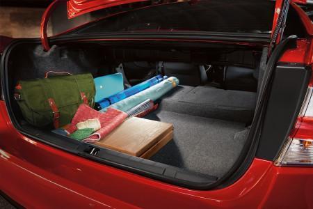 Subaru Impreza 5 - багажник