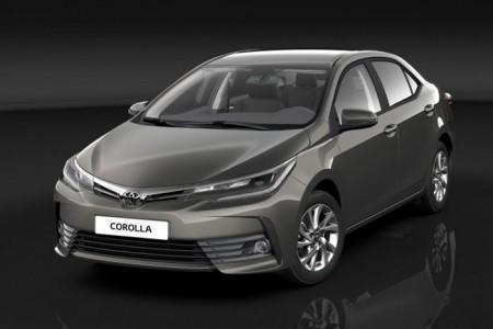 Европейская модификация Toyota Corolla 2017