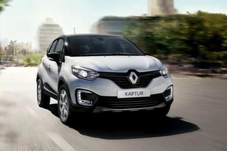 мини-кроссовер Renault Kaptur