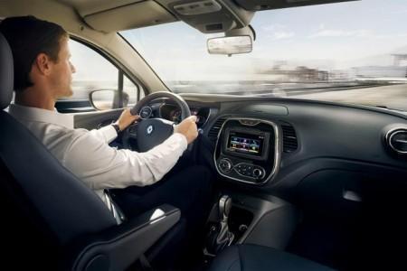 новый мини-кроссовер Renault Kaptur