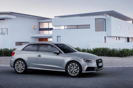 трехдверный хэтчбек Audi A3 2017