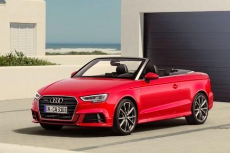 Audi A3 кабриолет 2017