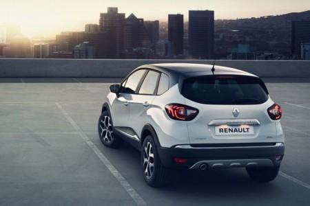 Renault Kaptur для России
