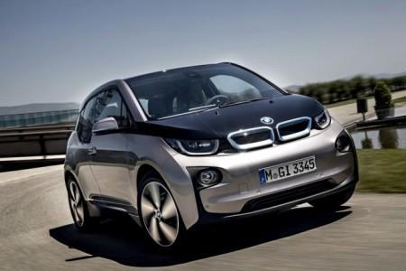 обновленный BMW i3