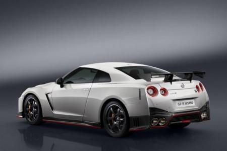 обновленный Nissan GT-R Nismo 2017