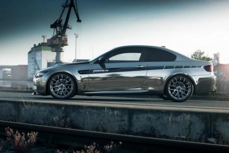 тюнинг BMW M3 от Fostla