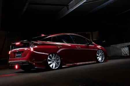 тюнинг Toyota Prius 4 Wald