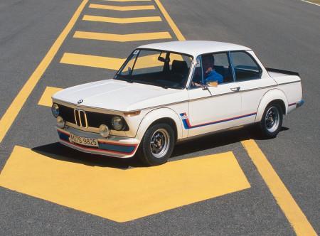 Оригинальный BMW 2002 Turbo 1973 года