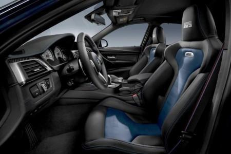 BMW M3 30 Jahre - салон