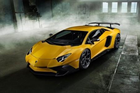 Lamborghini Aventador SV от тюнинг-ателье Novitec Torado